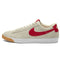 Nike SB Blazer Low - Sail / Cardinal Red 704939-105 | Underground Skate Shop