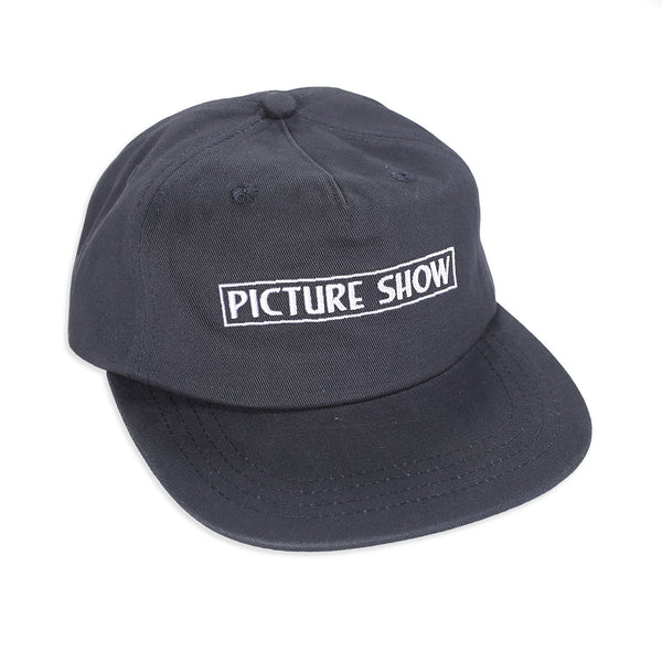 Picture Show VHS Snap Back | Underground Skate Shop