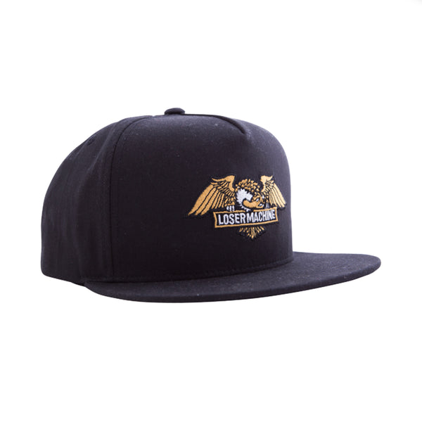 Loser Machine Wings Snap Back | Underground Skate Shop