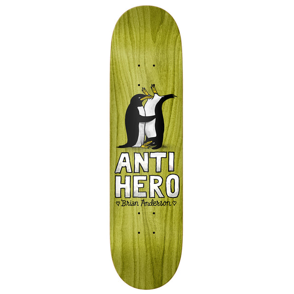 Anti-Hero Deck - Brian Anderson Lovers | Underground Skate Shop