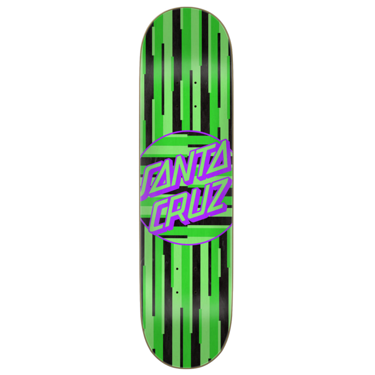 Santa Cruz Deck - Strip Stripe Dot