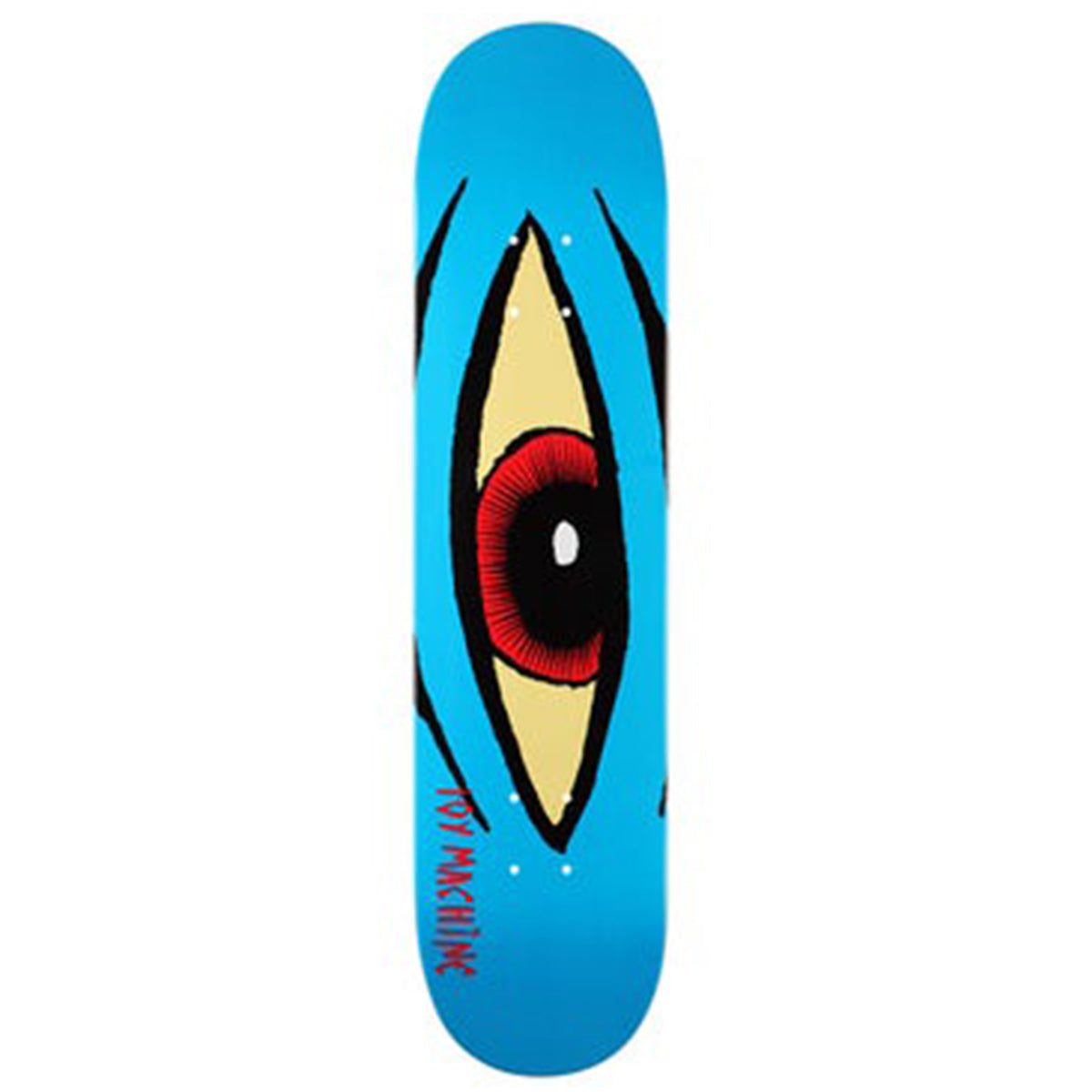 Toy Machine Deck - Sect Eyes | Underground Skate Shop