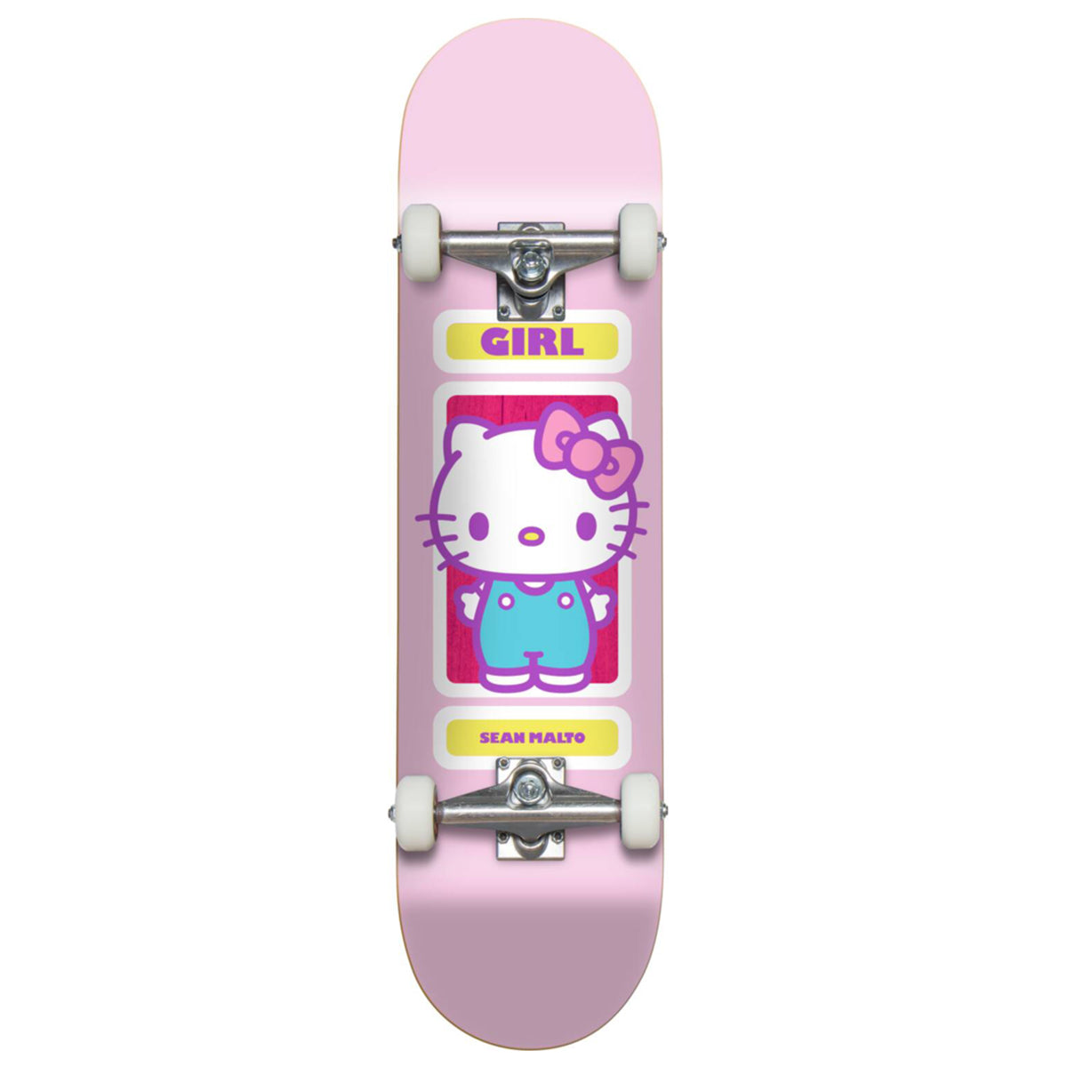 Girl Complete - Sean Malto Sanrio 60th | Underground Skate Shop