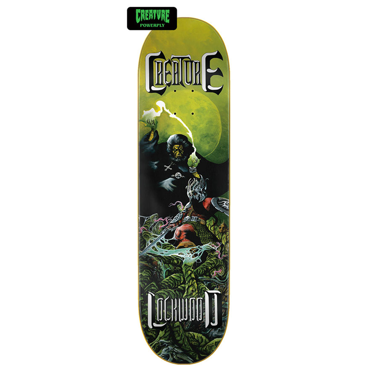 Creature Deck - Cody Lockwood Onslaught | Underground Skate Shop