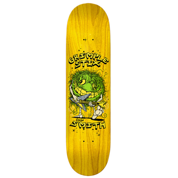 Anti-Hero Deck - Evan Smith Grimple Stix | Underground Skate Shop