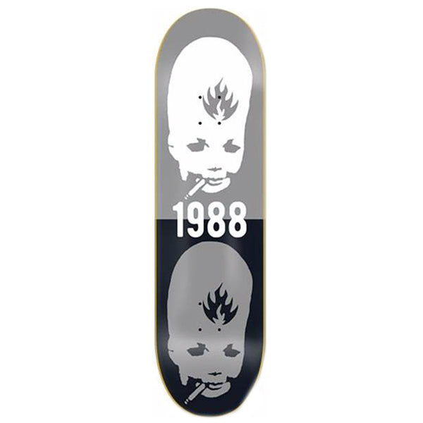 Black Label Deck - Thumb Head | Underground Skate Shop