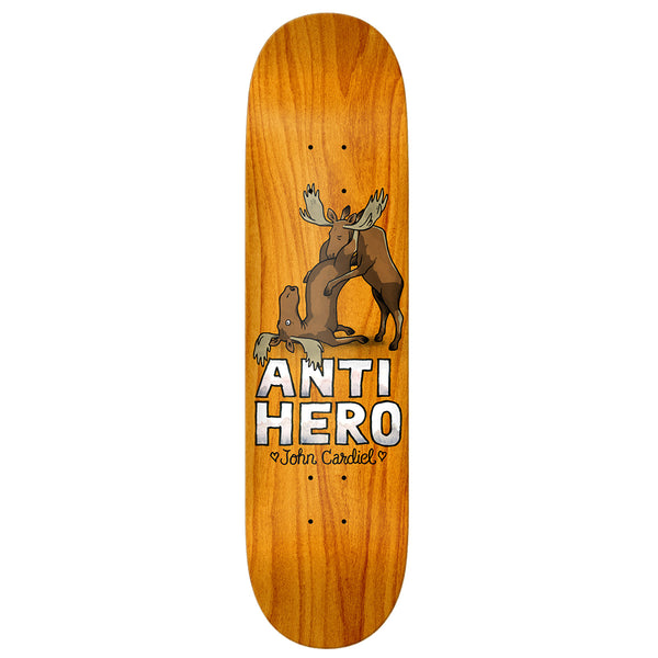 Anti-Hero Deck - John Cardiel Lovers | Underground Skate Shop
