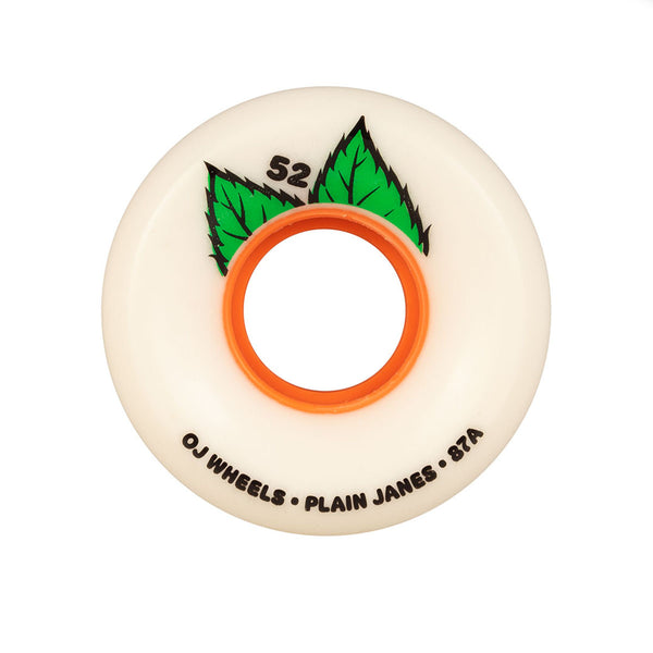OJ Plain Jane Keyframe Wheels 87a | Underground Skate Shop