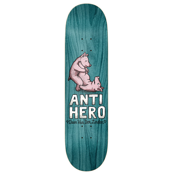 Anti-Hero Deck - Daan Van Der Linden Lovers | Underground Skate Shop