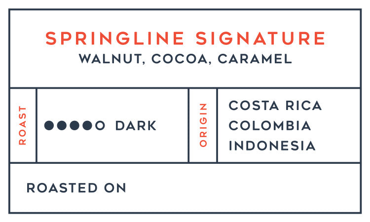 Springline Signature 6-Month Subscription