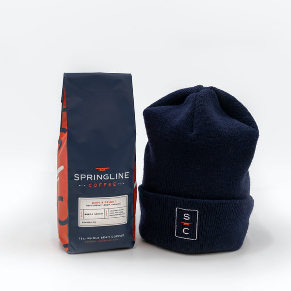 Springline Coffee Winter Kit