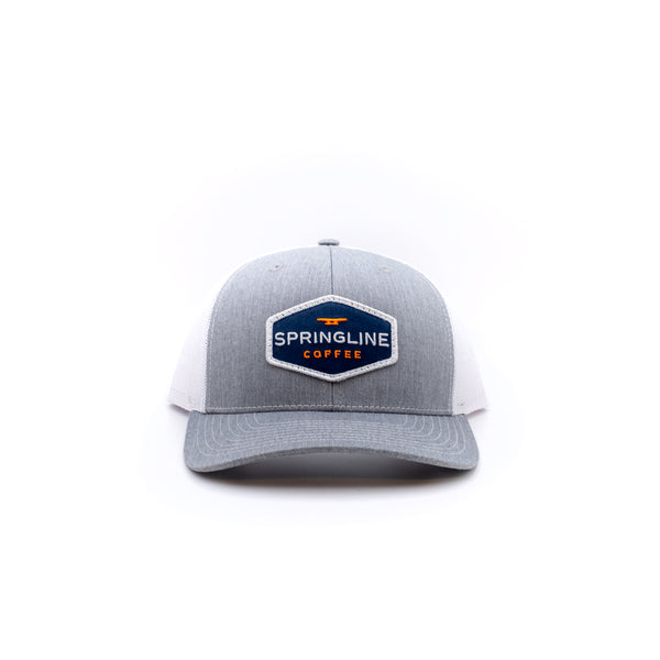 The Springline Signature Hat - Gray