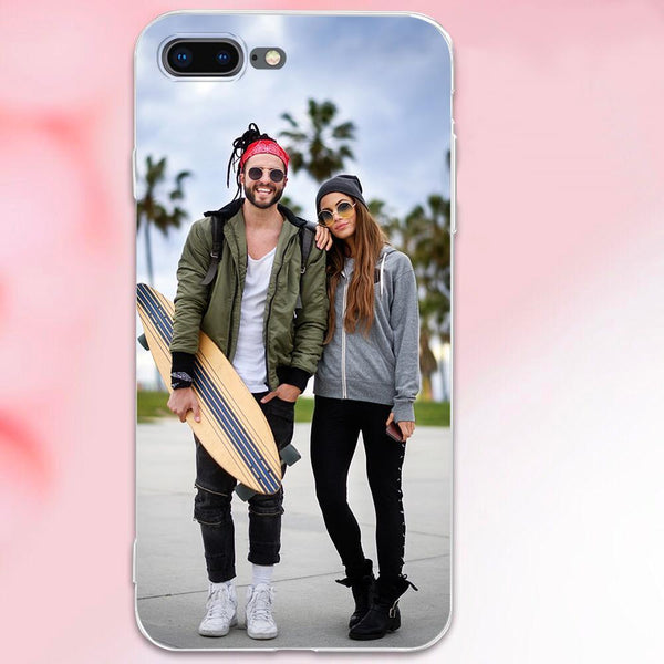 Couple Custom iPhone Case