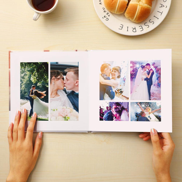 Custom Photo Book for Wedding Personalized Wedding Gifts