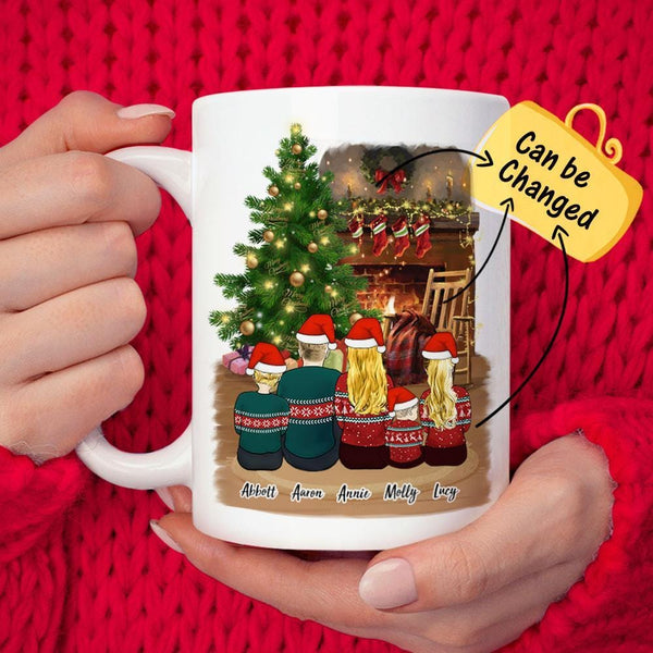Christmas Gifts Family Coffee Mug-Best