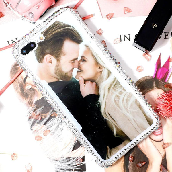 Luxury Custom Diamond iPhone Case
