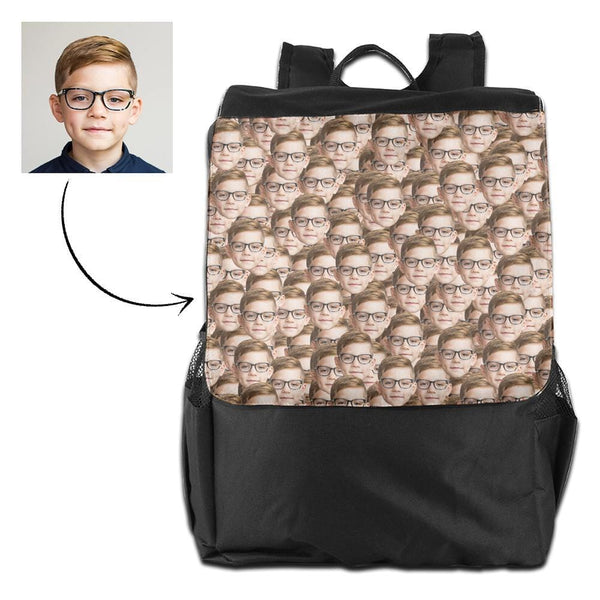 Custom Backpack With Face Travel Gifts For Men