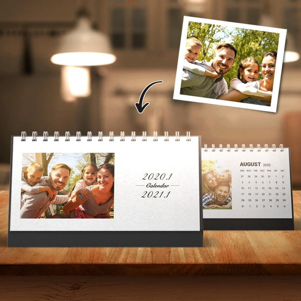 Custom Photo Desk Calendars Classic Calendars for Family