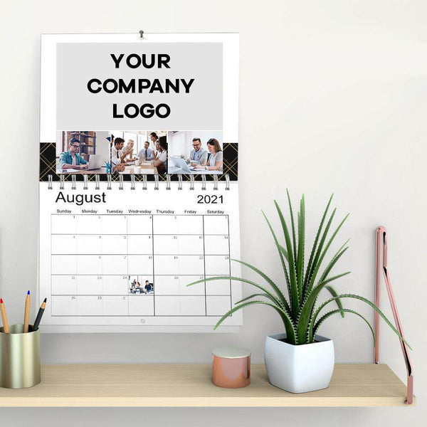 Corporate Gifts Custom Wall Calendar Photo Calendar