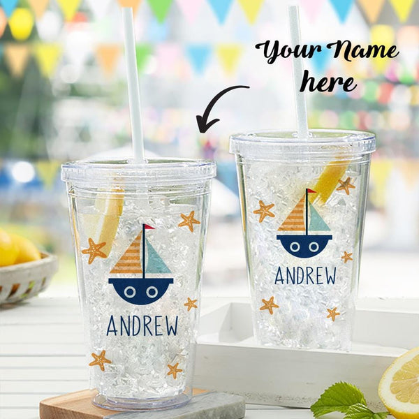 Custom Text Sippy Cup For Water Cup For Unisex Plastic Cup