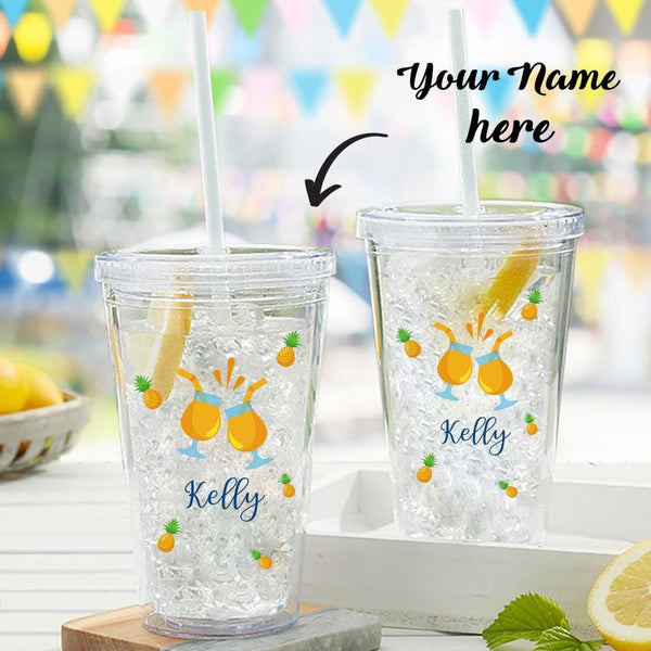 Custom Text Sippy Cup For Unisex Custom Cup For Plastic Water Cup