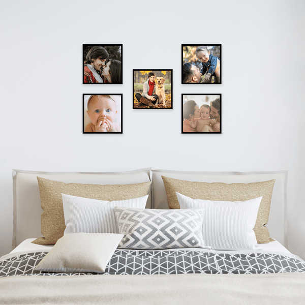 Custom Photo Tiles Decoration for Bedroom and Livingroom