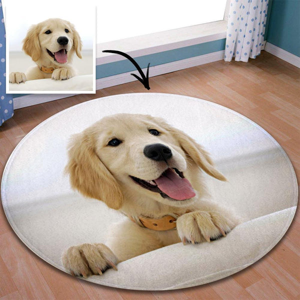 Home Decor Livingroom Carpet for Pet Lover