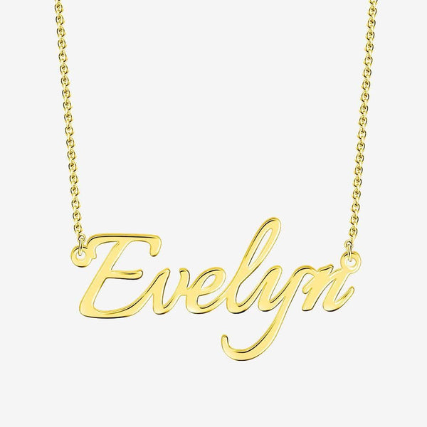 Personalized Name Necklace Gift for Girlfriend