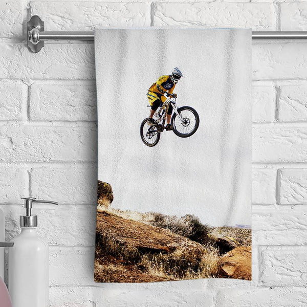 Custom Photo Towel Bathroom Accessories Fiber Towel 3 Size