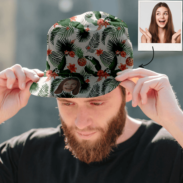 Custom Face Cap Unisex For Sports Baseball Cap For Comfortable Cap
