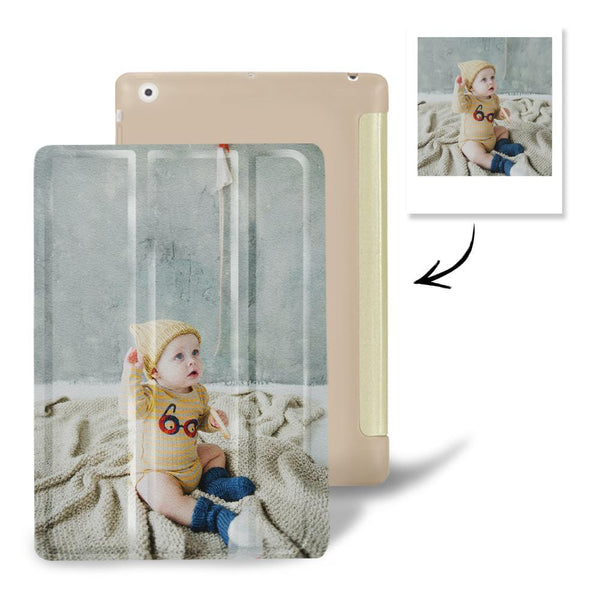 Custom Photo iPad Protective  iPad Case - iPad 2/3/4/5