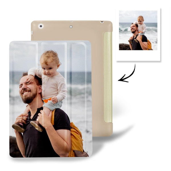 Custom Photo iPad Protective iPad Case - iPad Air/Air 2/2017/2018