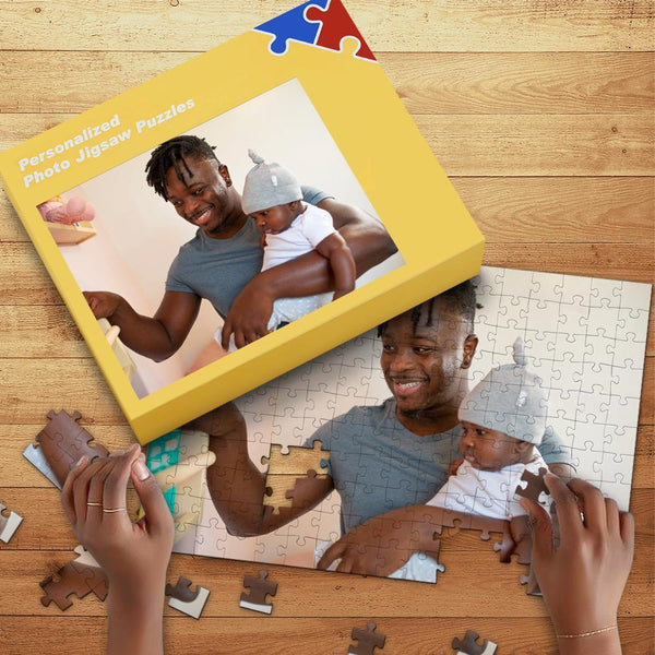 Custom Puzzle Personalized Puzzle Custom Photo Puzzle Custom Jigsaw Puzzle Personalized Jigsaw Puzzle - Giftlab