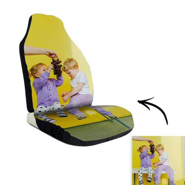 Personalized Car Seat Covers Custom Car Seat Print