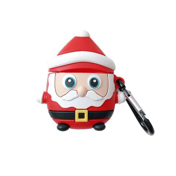 Santa Claus AirPods  Earphone Case Christmas Gift