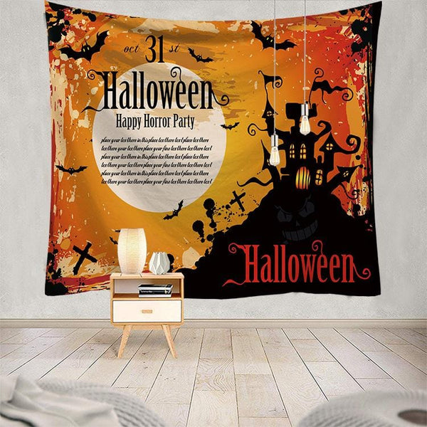 Tapestry Wall Decor for Halloween Gift for Party