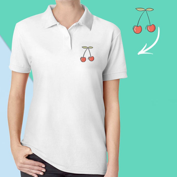 Custom Polo Shirt School Shirt Gift for Friends