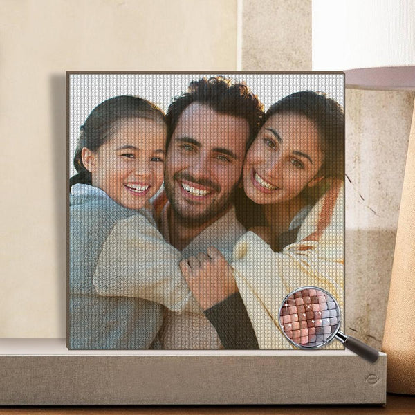 Custom Diamond Painting Kit Gifts For Dad - 30*30cm