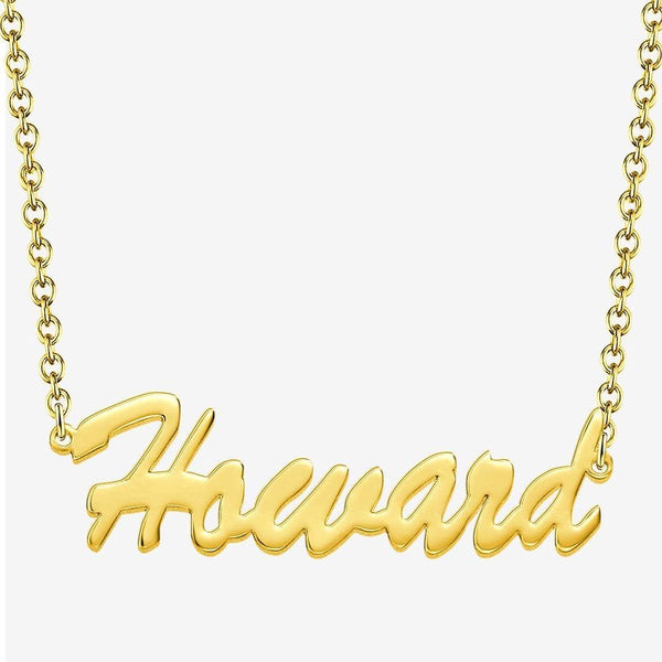 Personalized Name Necklace Customize Your Name