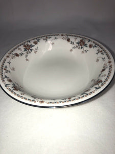 "Noritake Ivory China 7237 Adagio Fantastic Condition 7.5"" Soup Bowl"