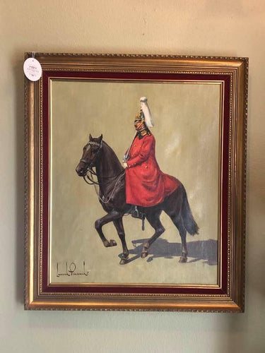 "Listed Artist ""Leszek Piasecki"" 1928-1990 One of Two We Have In Stock!"