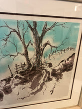 Load image into Gallery viewer, Fantastic Numbered & Signed Lithograph 32 AP 111/L Artist Proof  Leonard Zane Garon American b. 1945