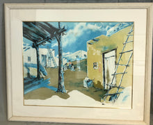 Load image into Gallery viewer, Fantastic Numbered & Signed Lithograph 256/300 Leonard Zane Garon American b. 1945