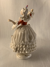 Load image into Gallery viewer, Extremely Rare Victorian Lady Dancing - Erphila - As Is Boho Antique Chic Look