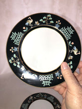"Load image into Gallery viewer, Fitz & Floyd CHINOISERIE CHINOISERIE Salad Plate 7.5"" Across FF41 (1978)"