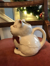Load image into Gallery viewer, Shawnee Pottery Puss n Boots Creamer 5 Inches Perfect Condition No Crazing Nice