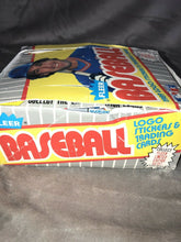 Load image into Gallery viewer, 1989 Fleer Baseball Wax Packs 587 Ripken FF Error Card Run? Rookies? 36 Packs!