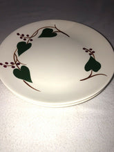 "Load image into Gallery viewer, 2 Vintage Blue Ridge Southern Stanhome Ivy 9.5"" Dinner Plates"