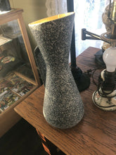 "Load image into Gallery viewer, Mid Century Modern Art Pottery Tall Pitcher 15"" Eames Era Mid Mod Atomic Rare"