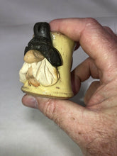 Load image into Gallery viewer, Vintage Mahon Pottery 3D Funny Ugly Funny Face Mug Toothpick Holder 2.5""